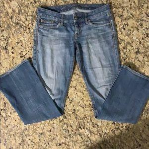 Express Jeans- Boot Cut • Size 0 Short